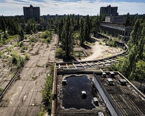 1 - Černobiljska katastrofa - Pripjat, Avetinjski grad (V deo)