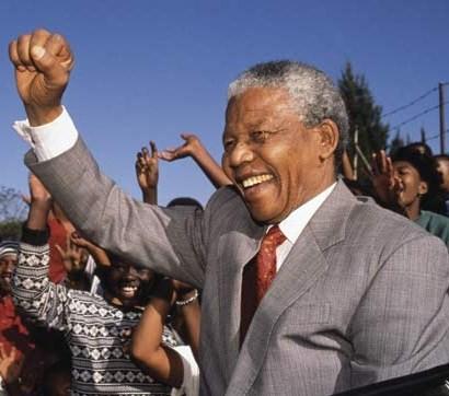 1 Nelson Mandela