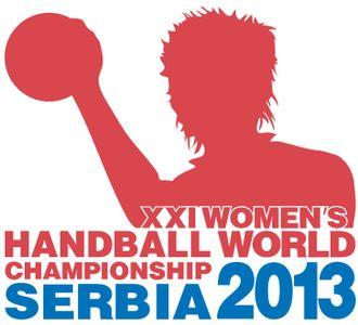 1 Svetsko prvenstvo za rukometašice 2013 Srbija