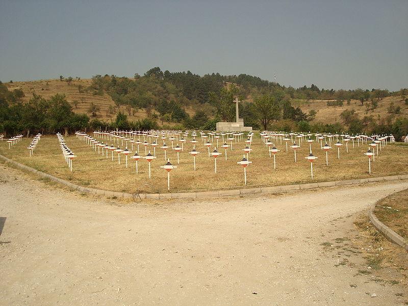 bitolj - srpsko vojno groblje