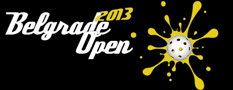 Belgrade Floorball Open 2013