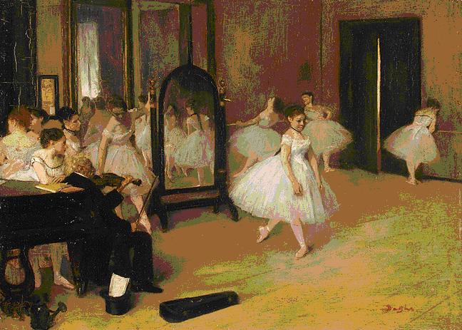 Čas baleta (1871)