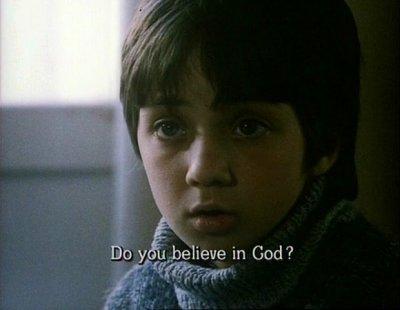 dekalog - da li verujete u boga
