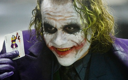 Joker (Heath Ledger) - The Dark Knight (2008)