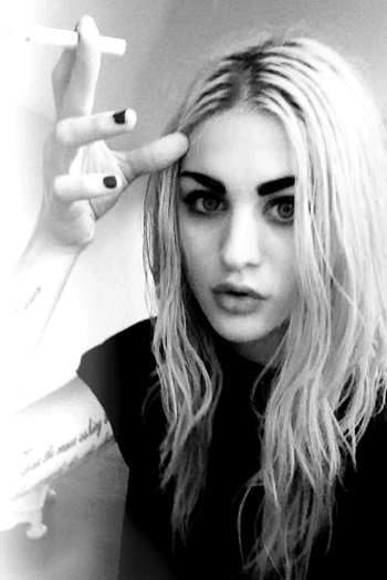 6 Frances Bean Cobain