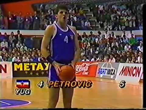 3 Dražen Petrović