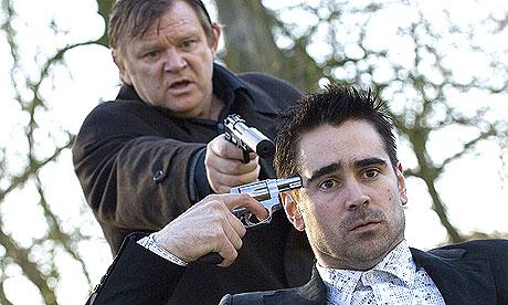 Ken (Brendan Gleeson), Ray (Colin Farrell)