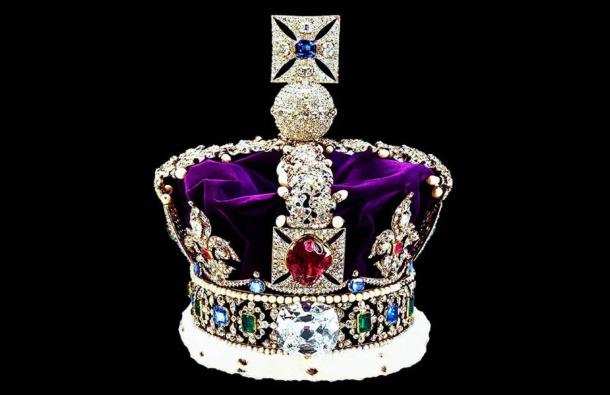 britanska kraljevska kruna