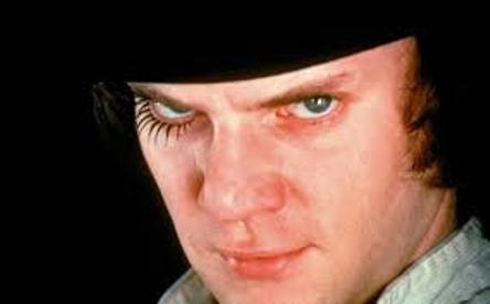 Alex (Malcolm McDowell) - A Clockwork Orange (1971)