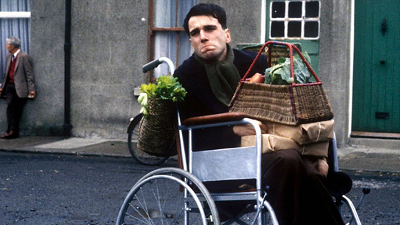 My Left Foot  (1989) - Christy Brown (Daniel Day-Lewis)