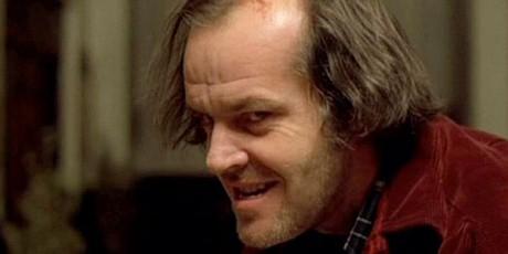 Jack Torrance (Jack Nicholson) - The Shining (1980)