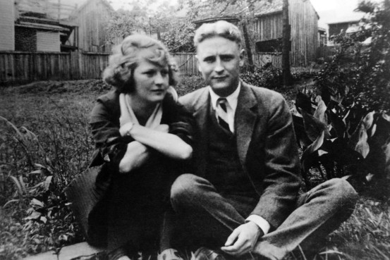 Zelda Sayre and Francis Scott Fitzgerald