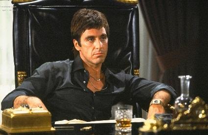 Tony Montana (Al Pacino) - Scarface (1983)