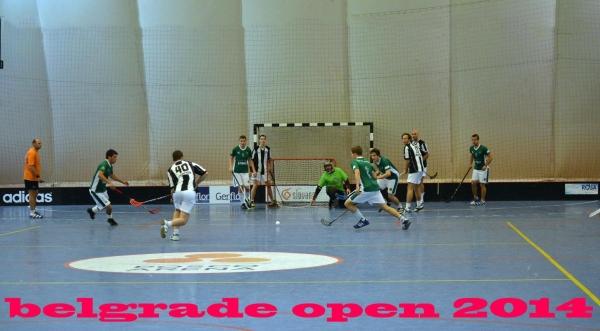 """""""Florbol Belgrejd open"""" 2014."""