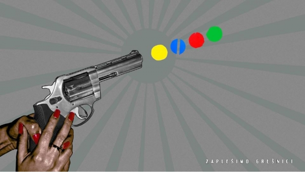 2 - Ljubav jednog revolvera