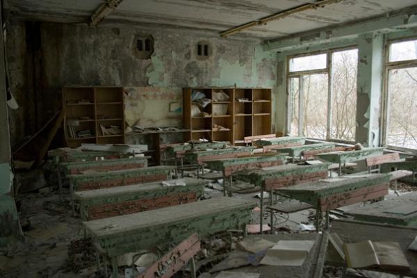 1 - Černobiljska katastrofa - Tok događaja (III deo)