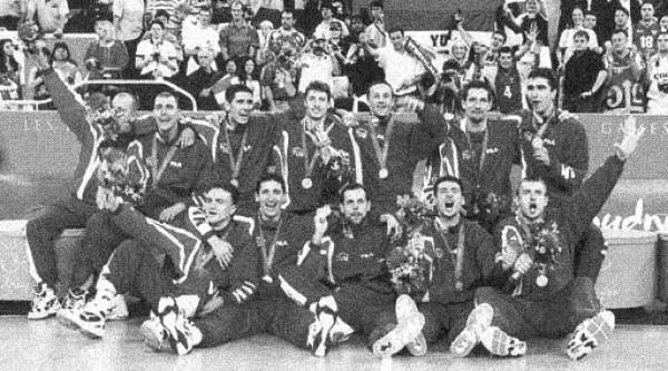 1 - Odbojka: Sećanje na Olimpijske igre u Sidneju