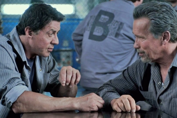 1 Escape Plan (2013)