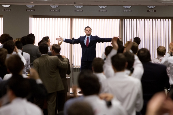 1 The Wolf of Wall Street (2013)