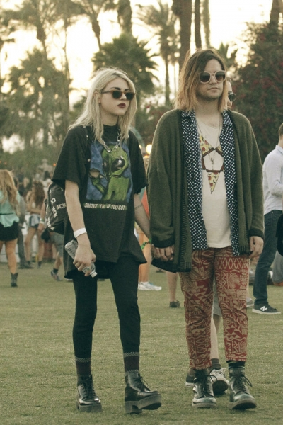 2 Frances Bean Cobain
