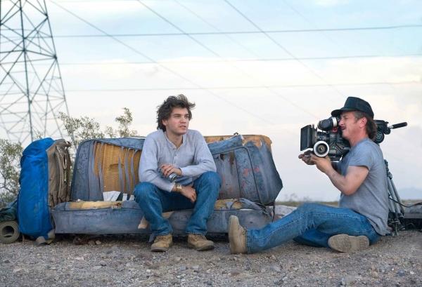 Emile Hirsch, Sean Penn