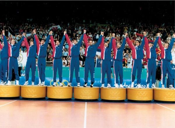 2 - Odbojka: Sećanje na Olimpijske igre u Sidneju