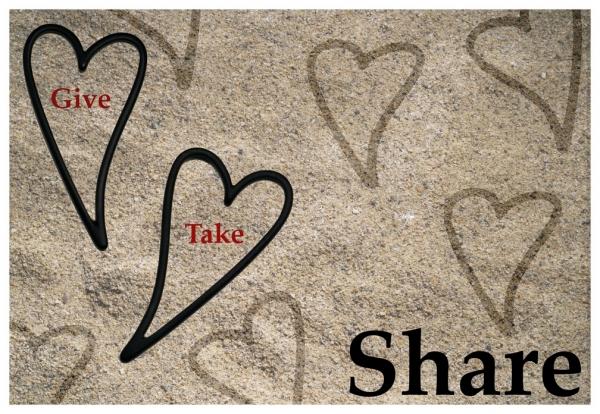 Give, take & share: Zašto je ljudima tako teško da dele?