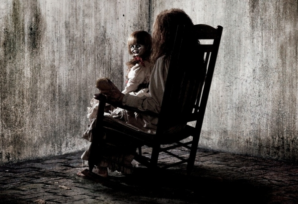 3 - The Conjuring (2013)