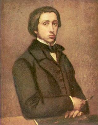 Autoportret (1854-1855)