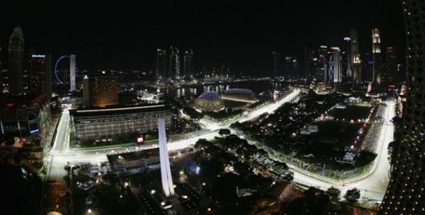 4 - Formula 1: Dominacija Fetela u Singapuru