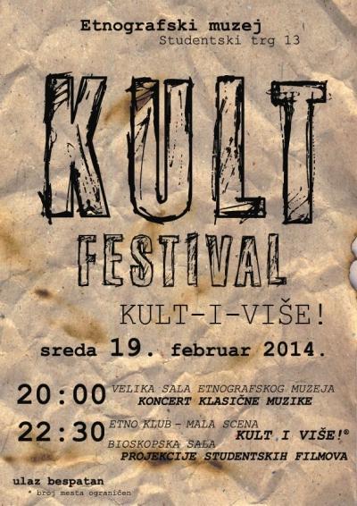 """2 Festival """"Kult"""""""