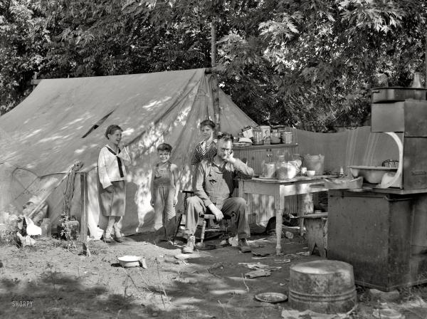 Artur Rotštajn, Porodica sezonskih radnika