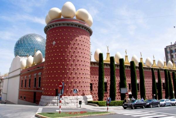 Dalí Theatre-Museum 2