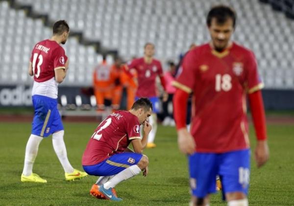 1 Fudbaleri reprezentacije Srbije – amateri bez obraza