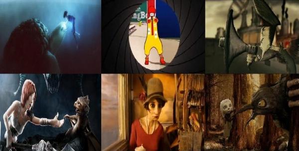 Inspiracija kroz animaciju, 2. deo
