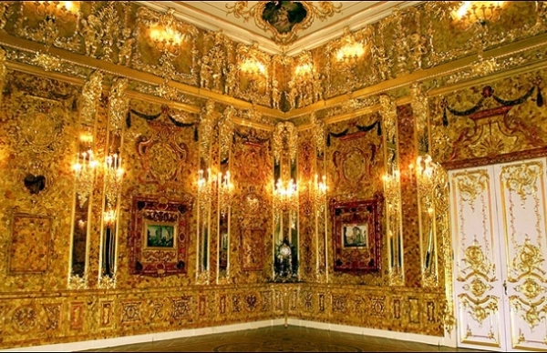 Ćilibarska soba