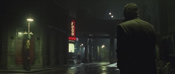 """1 """"Dark City"""" (1998)"""
