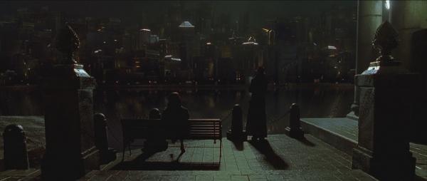 """2 """"Dark City"""" (1998)"""