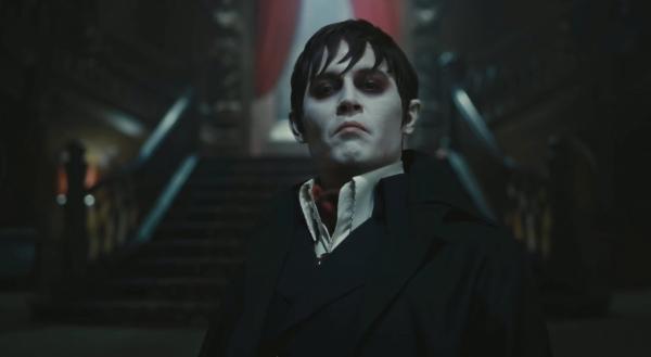 Barnabas Collins (Johnny Depp)
