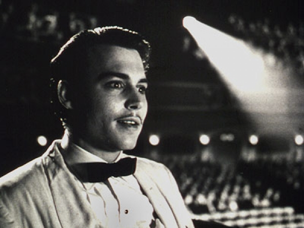 Ed Wood (Johnny Depp)