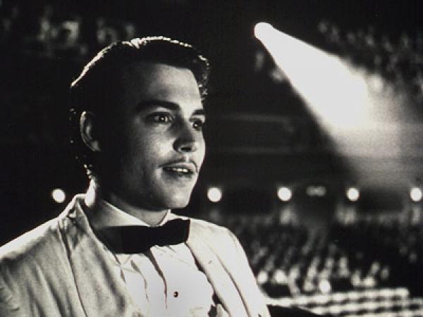 Ed Wood (Johnny Depp)