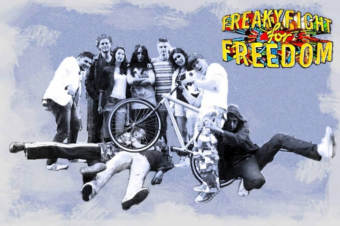 Freaky Fight For Freedom