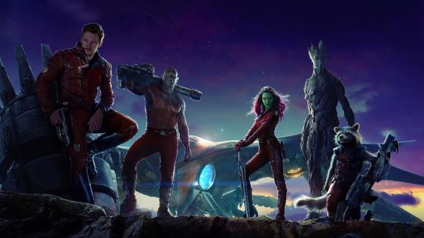 """4 """"Čuvari galaksije"""" (2014)"""