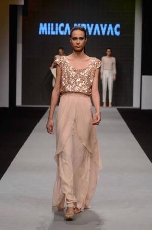 "1 24. ""Fashion Selection"" - veče mladih talenata: Intervju sa Milicom Krvavac"