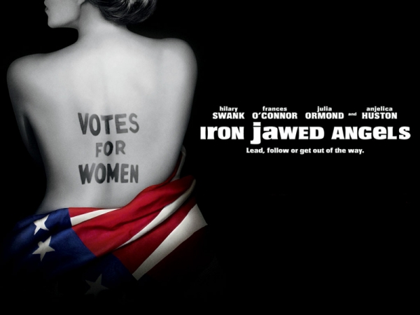 "1 ""Iron Jawed Angels"" (2004)"