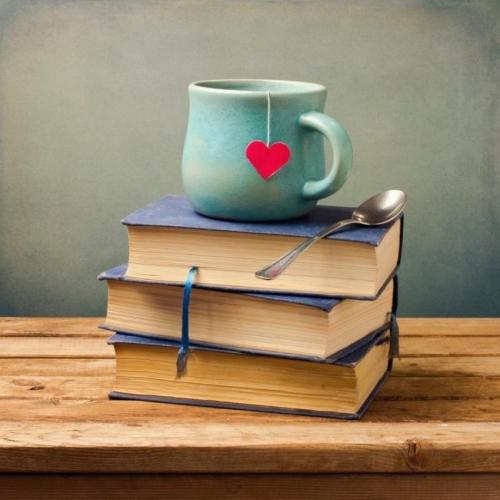 knjige na tockovima