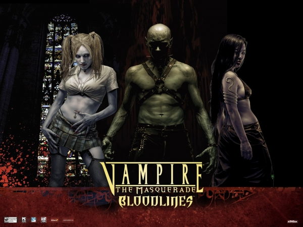 2 Vampire: The Masquerade – Bloodlines