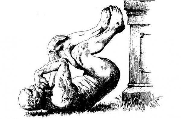 Rodenova statua Thinker promenila je ime u Stinker, prilegla i postala zaštitni znak IG Nobelovih nagrada