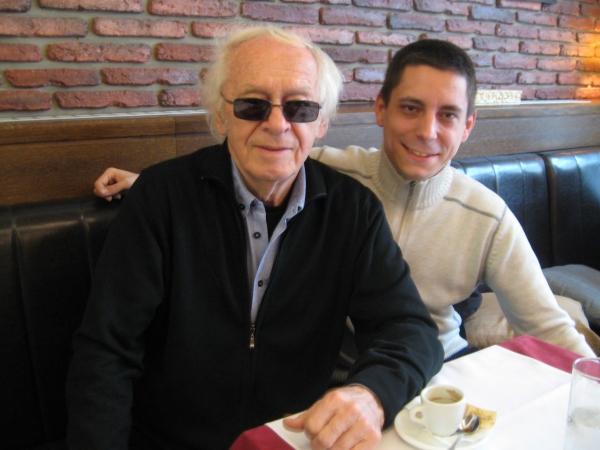 1 IN MEMORIAM: Na kafi sa Nikolom Simićem