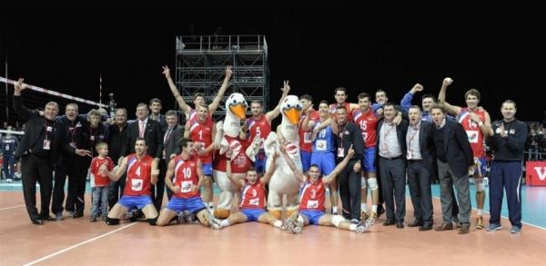 Bronzana medalja za odbojkaše Srbije na Evropskom prvenstvu